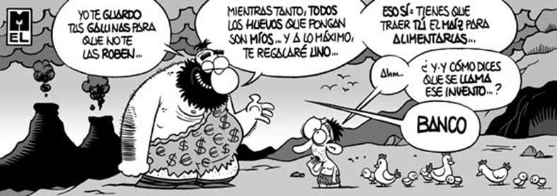 EL INVENTOR DEL BANCO